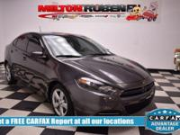 Options:  2015 Dodge Dart Sxt|Miles: 73289Color: