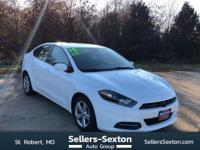 Check out this gently-used 2015 Dodge Dart we recently