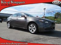 New Arrival! This Dodge Dart gets great fuel economy
