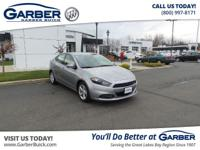 2015 Dodge Dart SXT! Featuring a 2.4L 4 cyls and only
