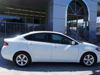 Options:  2015 Dodge Dart Sxt|Bright White