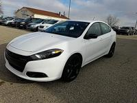 Options:  2015 Dodge Dart Sxt|White|Just Reduced!