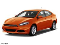 4 Cylinder  Options:  6-Speed Manual|2015 Dodge Dart
