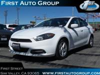 PREMIUM & KEY FEATURES ON THIS 2015 Dodge Dart include,