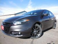Drivers wanted for this sleek and agile 2015 Dodge Dart