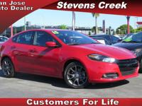 Options:  2015 Dodge Dart Dart|Red|2.4L Inline