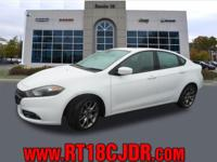 EPA 34 MPG Hwy/24 MPG City! CARFAX 1-Owner, ONLY 27,587