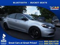 Used 2015 Dodge Dart,  DESIRABLE FEATURES:   BLUETOOTH,