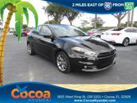 This 2015 Dodge Dart SXT in features: Recent Arrival!
