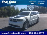 Recent Arrival! New Price! Five Star Dodge Macon is