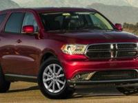CARFAX One-Owner. Clean CARFAX. 2015 Dodge Durango R/T