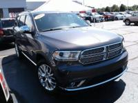 Check out this gently-used 2015 Dodge Durango we