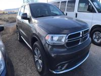Options:  2015 Dodge Durango Limited|This Is The