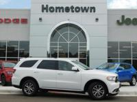 Options:  2015 Dodge Durango Awd 4Dr Limited|Navigation