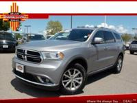 Options:  2015 Dodge Durango Limited|Awd Limited 4Dr