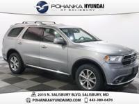 AWD. It's time for Pohanka Hyundai Of Salisbury! What