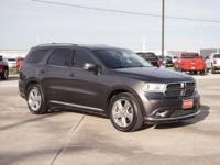 2015 Dodge Durango Limited. Recent Arrival! CARFAX