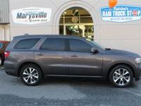 This 2015 Dodge Durango R/T AWD Bad Boy One Owner