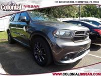 Check out this Used 2015 Dodge Durango R/T which is a
