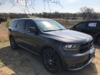 ONLY 29,344 Miles! R/T trim. Navigation, 3rd Row Seat,