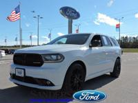 This Dodge Durango has a powerful Regular Unleaded V-8