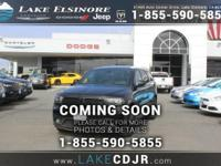 Lake Elsinore Chrysler Dodge Jeep Ram is pleased to be