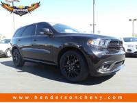 Look at this 2015 Dodge Durango R/T. Its Automatic