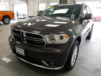 Recent Arrival! This 2015 Dodge Durango SXT in granite