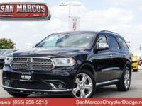 Delivers 25 Highway MPG and 18 City MPG! This Dodge
