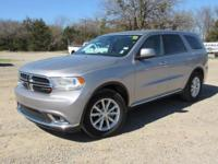 Options:  2015 Dodge Durango Sxt|2015 Dodge
