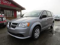 Options:  2015 Dodge Grand Caravan Family-Friendly And