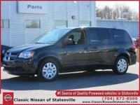 Classic Nissan of Statesville is excited to offer this