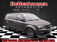 Options:  2015 Dodge Grand Caravan|Gray|Clean Carfax !