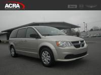 Dodge Grand Caravan, options include:  Rear Heat / AC,