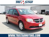 This 2015 Dodge Grand Caravan SE is a real winner with