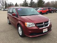 Options:  2015 Dodge Grand Caravan|While We Make Every