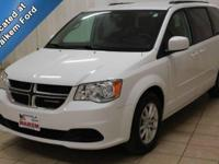 This 2015 Dodge Caravan has just 37,590 miles on its