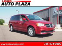 Options:  2015 Dodge Grand Caravan Sxt|Sxt 4Dr