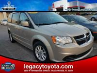 CARFAX One-Owner. Clean CARFAX. Grand Caravan SXT, 4D
