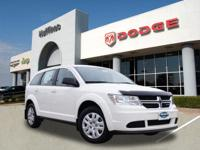 American Value Pkg trim, White exterior. EPA 26 MPG