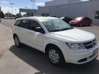 CARFAX One-Owner. Clean CARFAX. 2015 Dodge Journey FWD