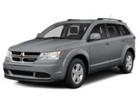 Take command of the road in the 2015 Dodge Journey!