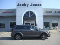 2015 Dodge Journey Crossroad in Gray, *One Owner*,