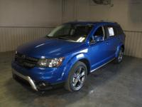 Options:  2015 Dodge Journey Fwd 4Dr Crossroad|4