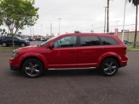 This Red 2015 Dodge Journey Crossroad might be just the