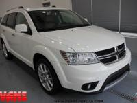 2015 Dodge Journey Limited AWD 6-Speed Automatic 3.6L