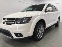 Options:  2015 Dodge Journey R/T|White|Carfax
