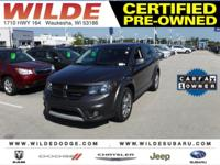 Options:  2015 Dodge Journey R/T|Granite Crystal