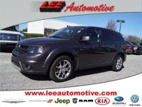 Look no further this 2015 Dodge Journey R/T 4dr