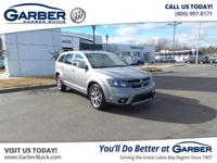 Introducing the 2015 Dodge Journey R/T! Featuring a